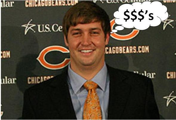 cutler thinking big payday