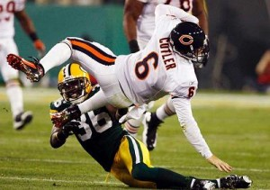 cutler tumbled