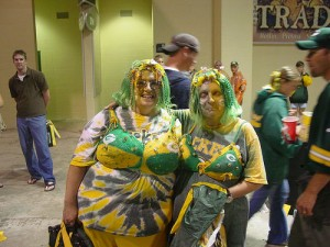 packers fans of the day