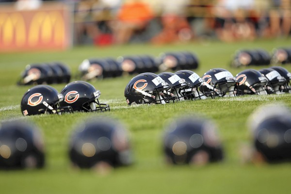 Heads will be rolling at Halas Hall within the next few days (Photo: Chicago Tribune)