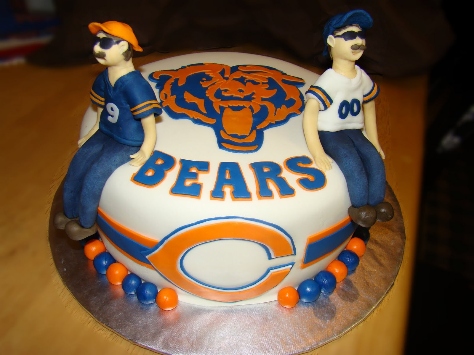 Jay Cutler Birthday Cake