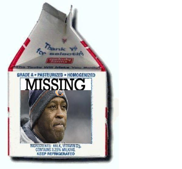 funny missing person template