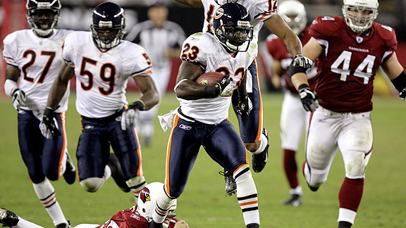 devin hester return cardinals
