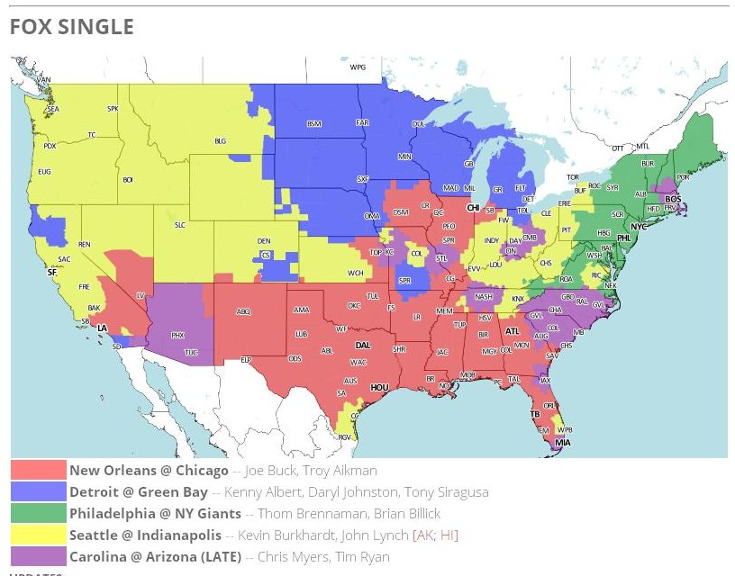 week 5 coverage map