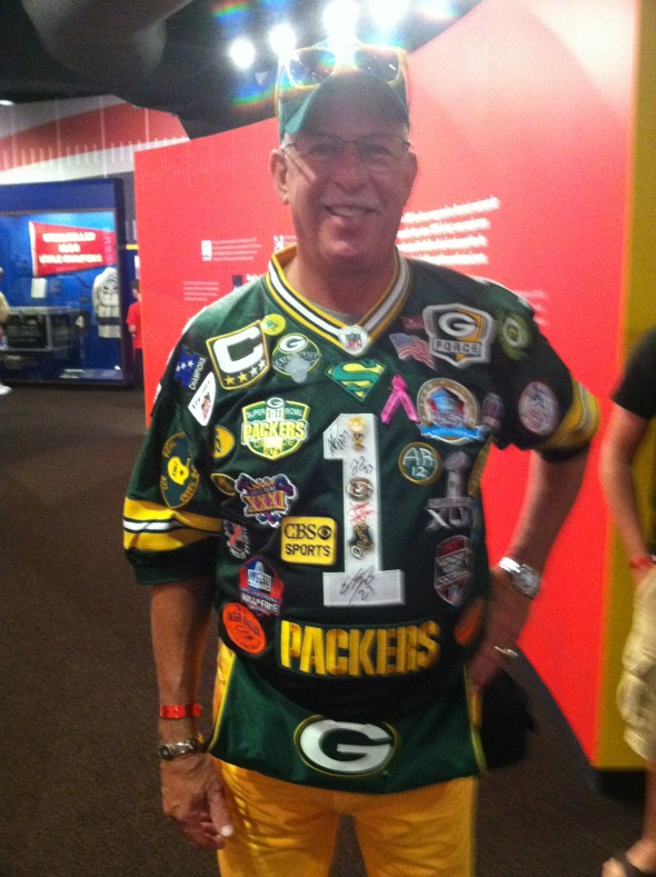 #1 Green Bay Packer Fan
