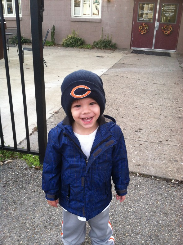 #1 Chicago Bears Fan
