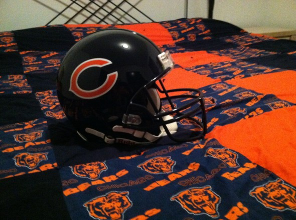 Custom Bears Blanket
