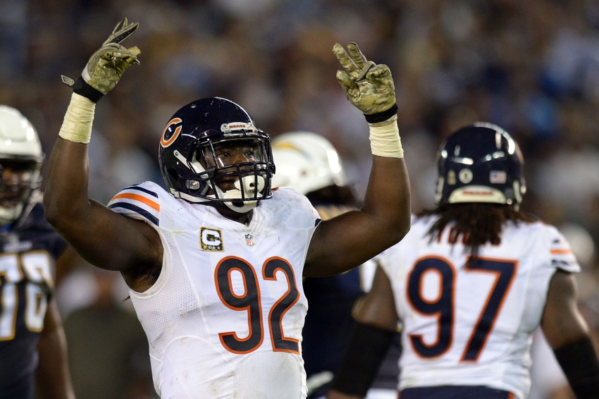 Pernell back at LB, TE Miller active for Bears vs Packers