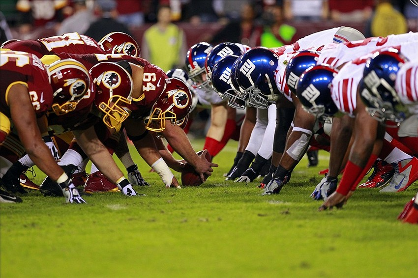 redskins giants vs washington york nfl week football december night sunday today gameday play line tv live central fedex sports