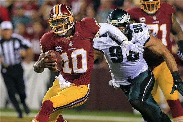 Redskins vs. Eagles