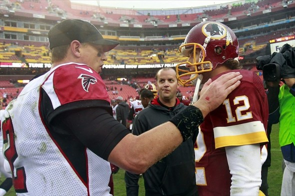 Redskins vs. Falcons