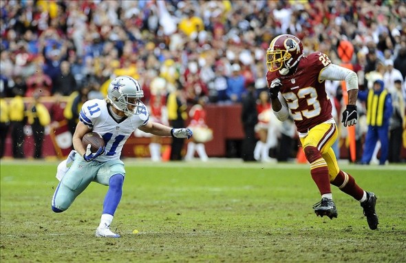 Cowboys vs. Redskins