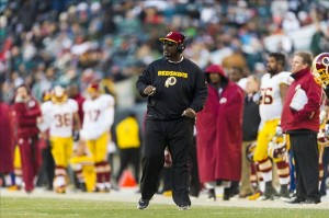 Redskins coaching staff