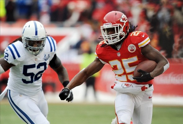 Chiefs vs. Colts