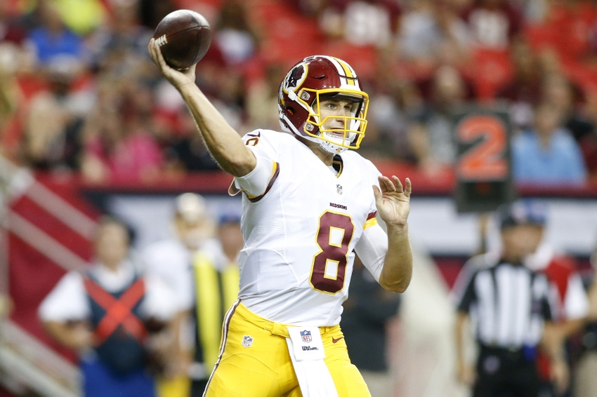 Redskins' Cousins ready for his preseason close-up