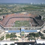 Dolphins Stadium - Aerial Views