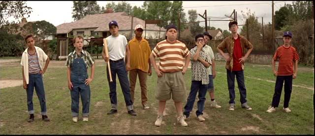 Image still from The Sandlot