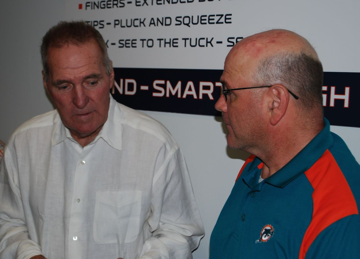 Jim Kiick's illness a harsh reality in life after the NFL