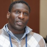 Feb 1, 2012; Indianapolis, IN, USA; NFL former player Solomon Wilcots during the Sirius XM radio press conference at the J.W. Marriott. Mandatory Credit: Kirby Lee/Image of Sport-USA TODAY Sports
