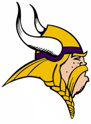 viking logo fat
