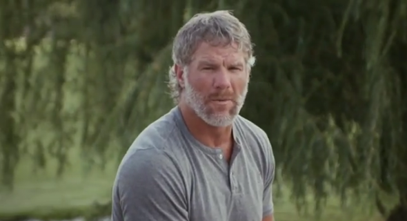 An analysis of brett favre by chris havel
