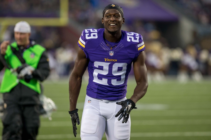 Minnesota Vikings Xavier Rhodes Status Unknown For Sunday