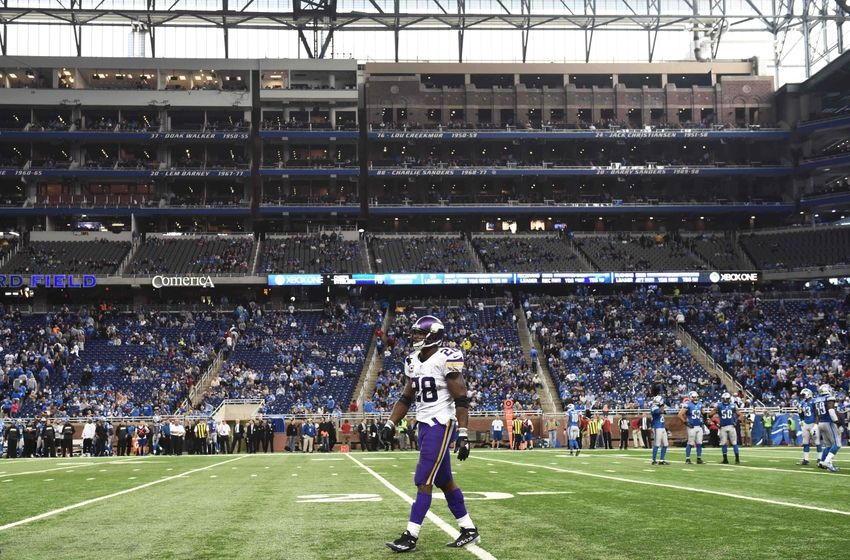 Lions likely to face Vikings on Thanksgiving Day