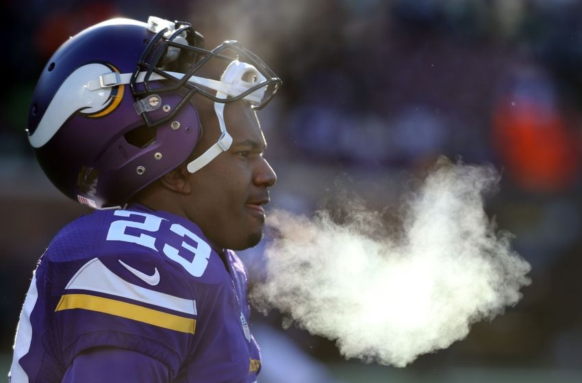 Vikings re-sign Newman, Sherels, Ellison