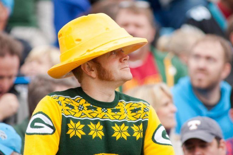 Green Bay Packers John Kuhn Appears In Cheesehead Flick