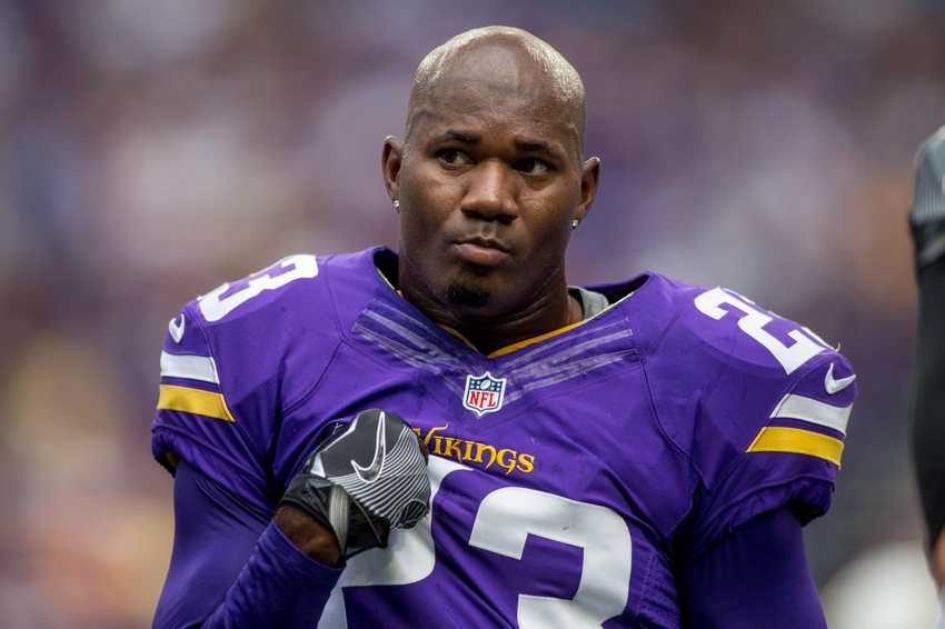 Vikings Cb Terence Newman Nominated For Nfl Sportsmanship