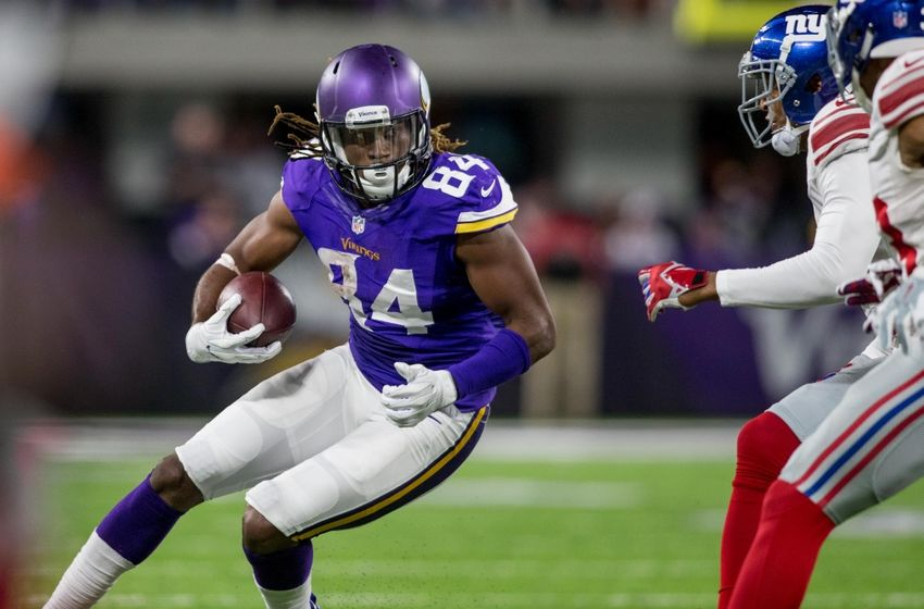 Minnesota Vikings getting excellent play from Cordarrelle Patterson