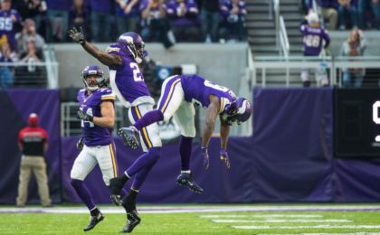 a55386a5 The importance of the Vikings Thanksgiving day game vs Detroit | FOX ...