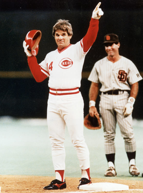 Reds By the Numbers: #14 Pete Rose