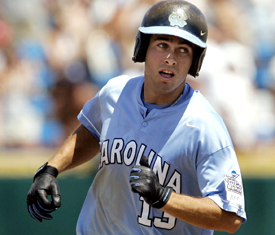 CF Dustin Ackley from UNC