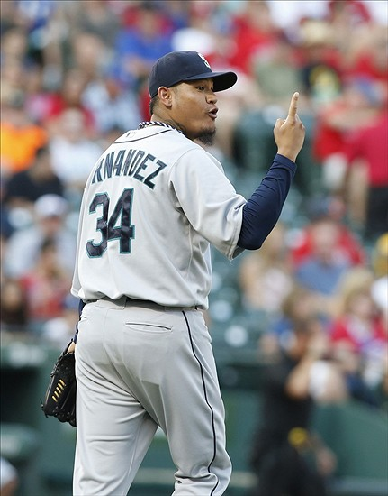 Mariners receive 2013 AL MVP Votes