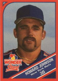 Howard Johnson 'stache