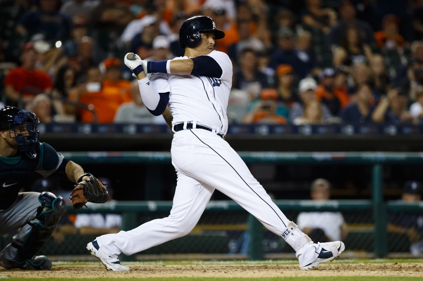 Seager, Zunino rally Mariners past Tigers 6-5 in 15 innings