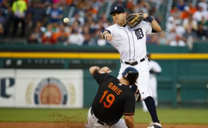 Sep 9, 2016; Detroit, MI, USA; Detroit Tigers second baseman <a rel=