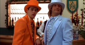 "Harry and Lloyd in ""Dumb and Dumber"""