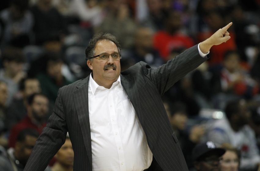 Stan Van Gundy 2014 Stan Van Gundy Has Yet to Send