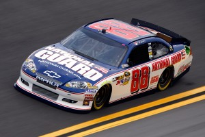 The National Guard #88 Dale Earnhardt Jr.