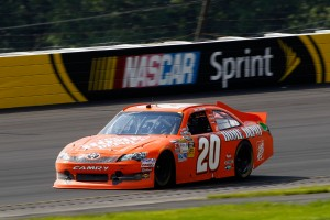 Joey Logano Wins At Pocono