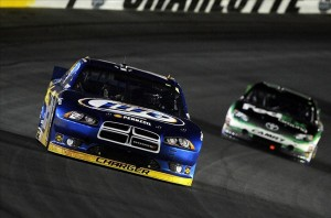 NASCAR Sprint Cup Series: Bank of America 500