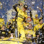 Matt Kenseth kicks off the Chase with a win at Chicagoland