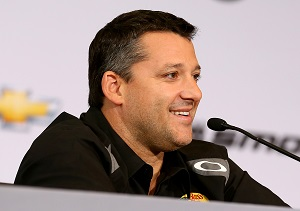 Tony Stewart Press Conference