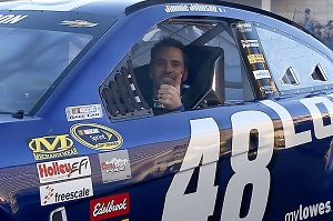 NMPA names Jimmie Johnson its Driver of the Year
