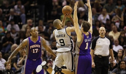 Phoenix Suns (15-29) Fall Short Vs. San Antonio Spurs (36-11) 108-99