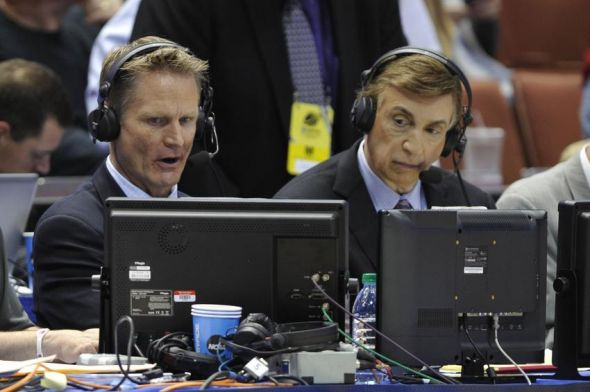 Former Suns GM Steve Kerr ready to take life lessons into coach…