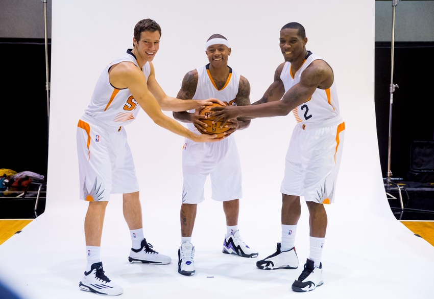 Eric-bledsoe-goran-dragic-isaiah-thomas-nba-phoenix-suns-media-day