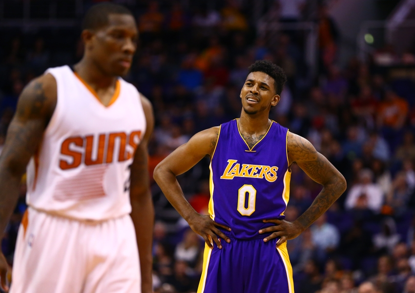 Nick-young-nba-los-angeles-lakers-phoenix-suns